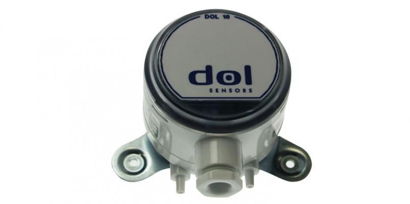 Датчик дифференциального давления DOL18