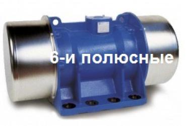Электровибраторы  1000 об./мин.